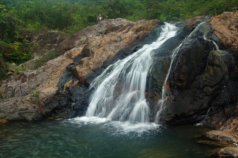 北坑飛瀑 Pak Hang