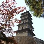 九华山公园,玄奘寺 Jiu HuaShan Park
