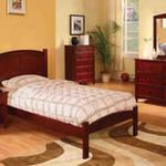 Cherry Bedroom Set For Sale   Morning Furniture