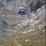 Cable car at Cable Mountain