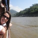 Ann boat hanging