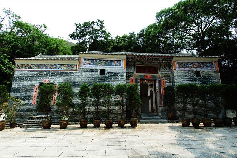 長山古寺 Cheung Shan Monastery