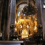 .. and ornate altar....