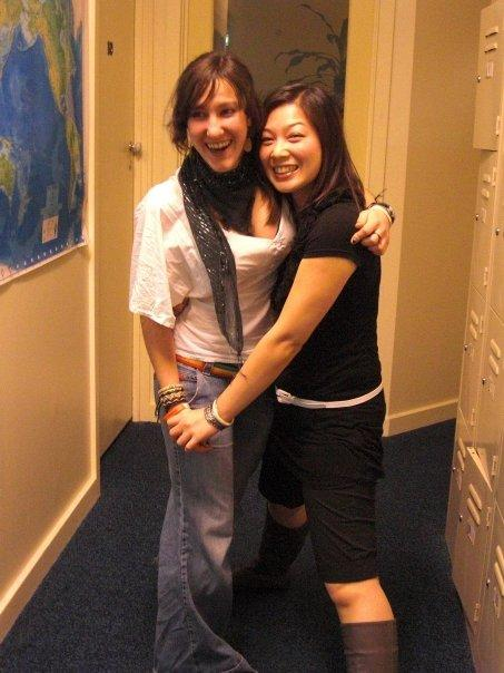 Eleanor and Linda