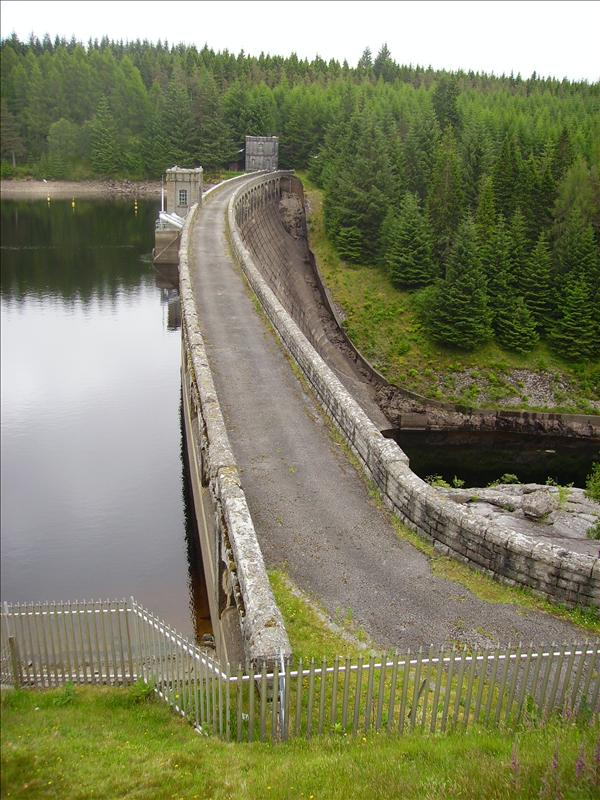 Its the dam!