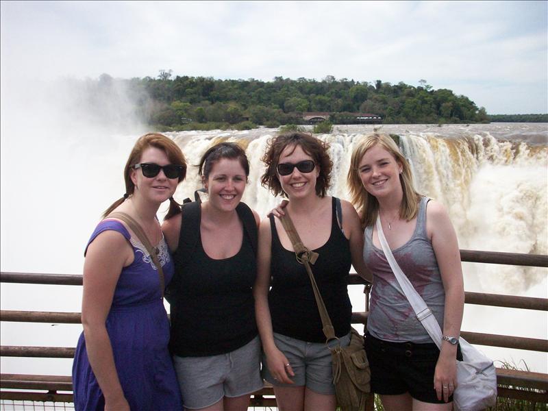 Igazu Falls  - Argentinian Side