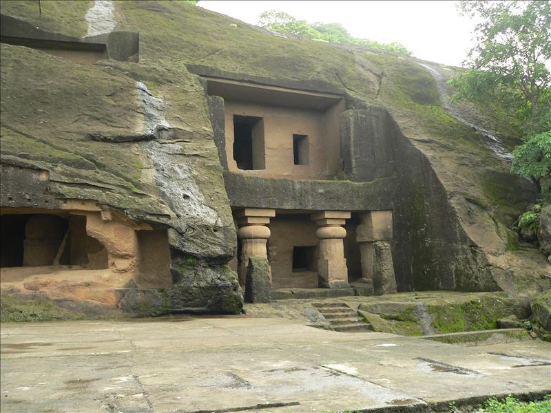 http://en.wikipedia.org/wiki/Kanheri_Caves