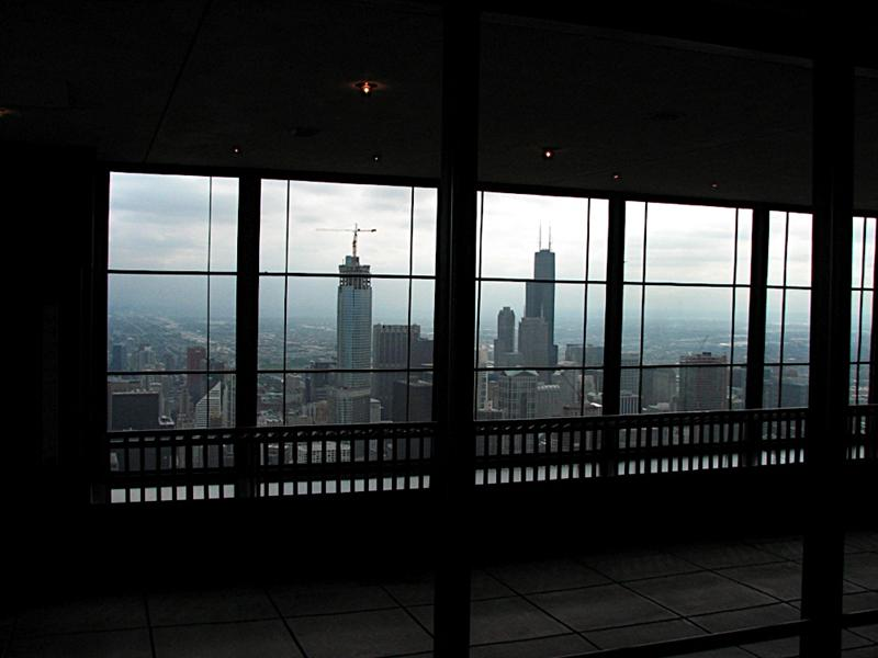 John Hancock Observatory - Chicago, Sky View Deck