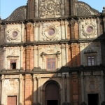 Basilica of Bom Jesus constructed in 1594, Goa