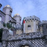 Pena National Palace built in the 1840