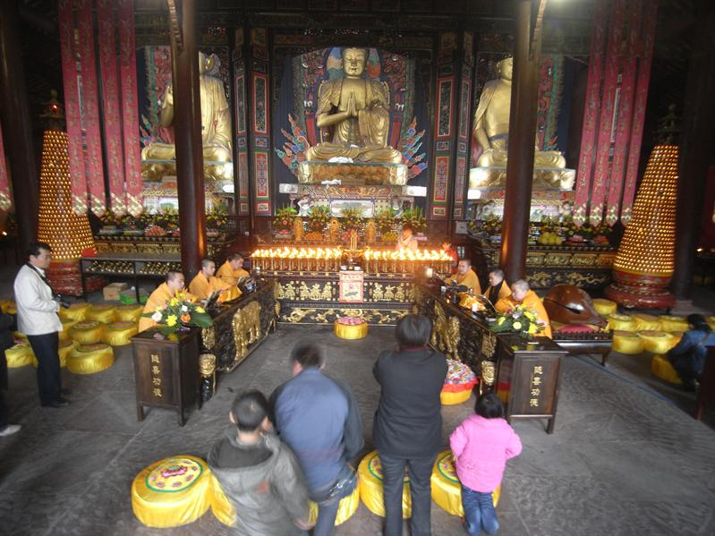 lingyun temple