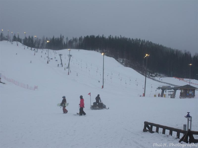 Jämsä (Himos Skiing Centre)