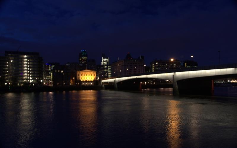 London Bridge, Thames, London, United Kingdom