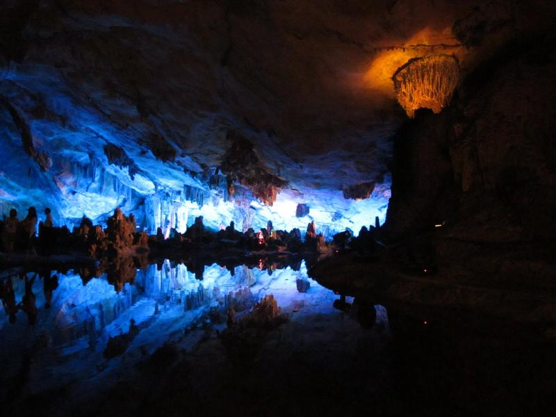 """""""Reed Flute Cave """" ( 蘆 笛 岩 )"""