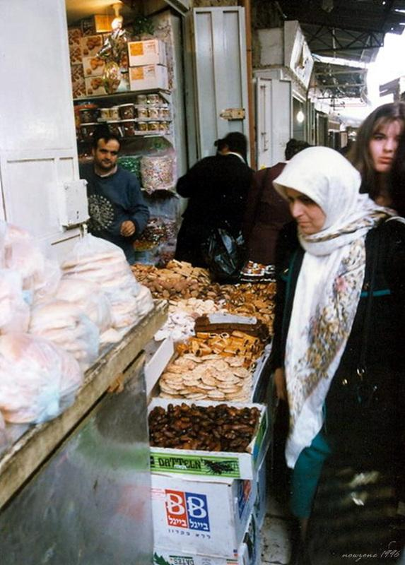Old City of Jerusalem古城