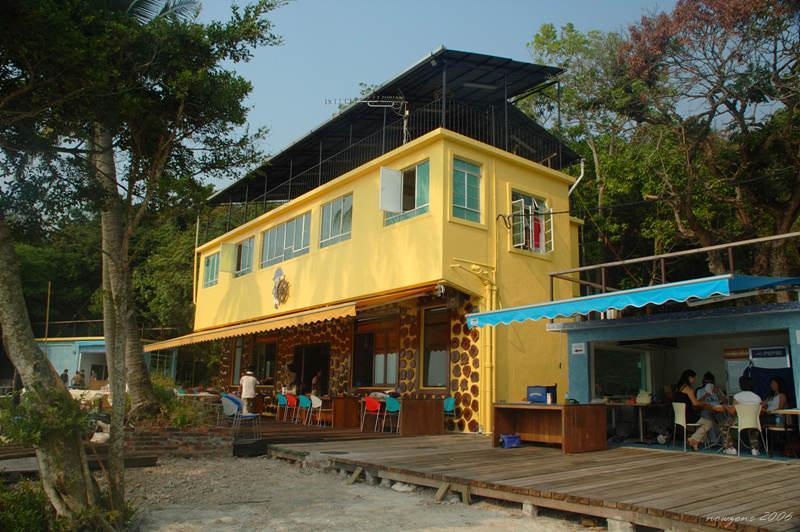 試業中的大蛇灣渡假村及潛水中心
