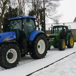 Tractorwijding 2013