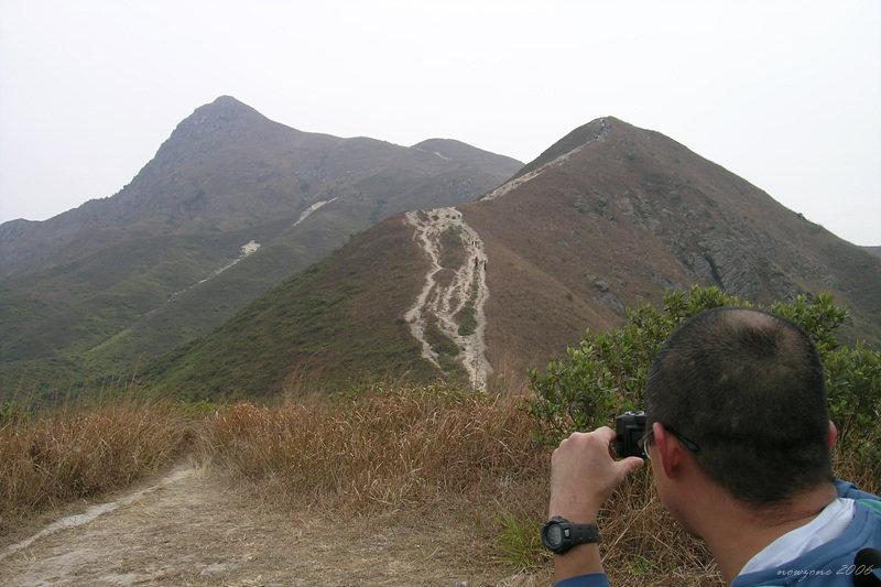 Nam She Au (Altitude  290M) 南蛇坳
