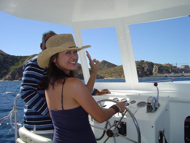 "TENDER boat to ""Cabo San Lucas """