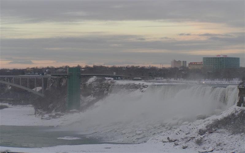 Niagara Falls, USA, Canada
