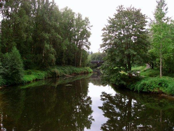 Sammamish River Seattle