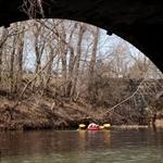 Continuing up Big Buffalo Creek