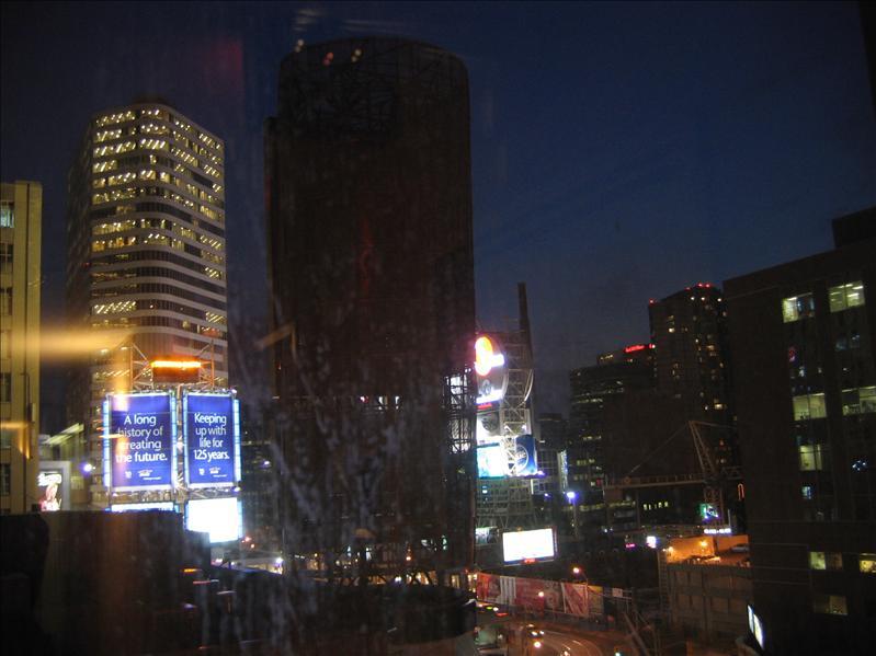 Toronto Night Scene - 02