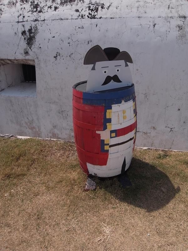 可愛小炸彈桶