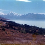 Mt Cook NP
