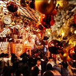 20081225 Christmas Falling in TST 聖誕點滴