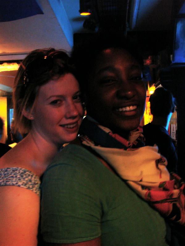 Kristin and ReAnna