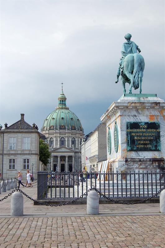 National Museum Plaza - Copenhagen