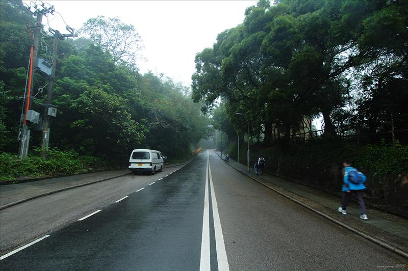 接右邊出仁義路大埔仔路段 Yan Yee Road