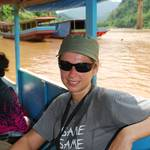 Boat journey from Nong Khiew to Muang Noi