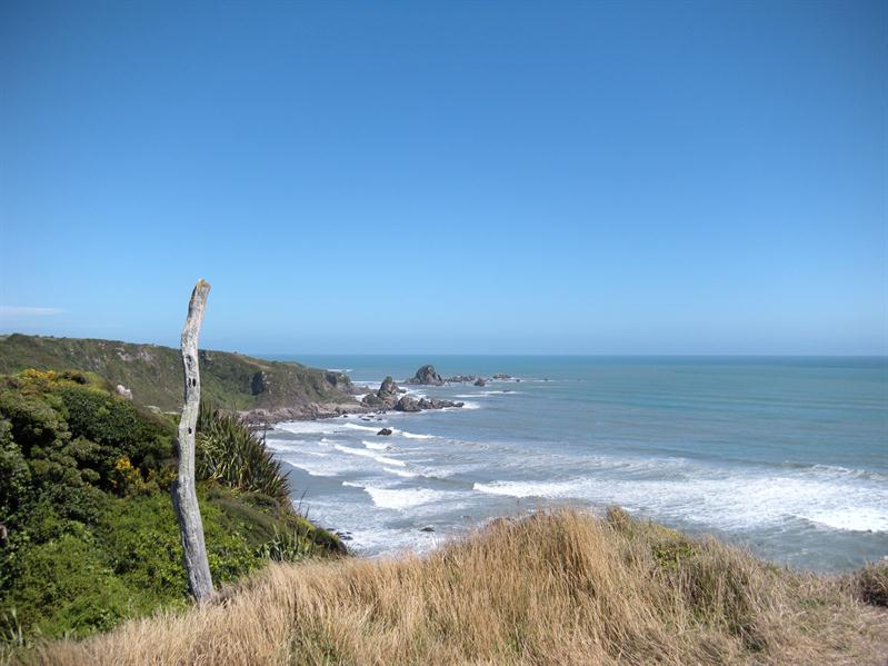 Beach at Cape Foulwind