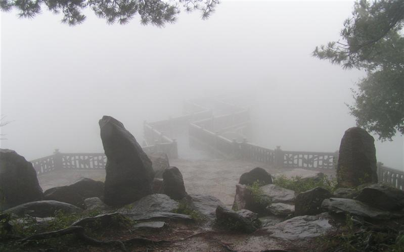庐山,(LuShan), JiangXi, China