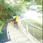 藍灣半島小西灣中央公園起步上龍躍徑