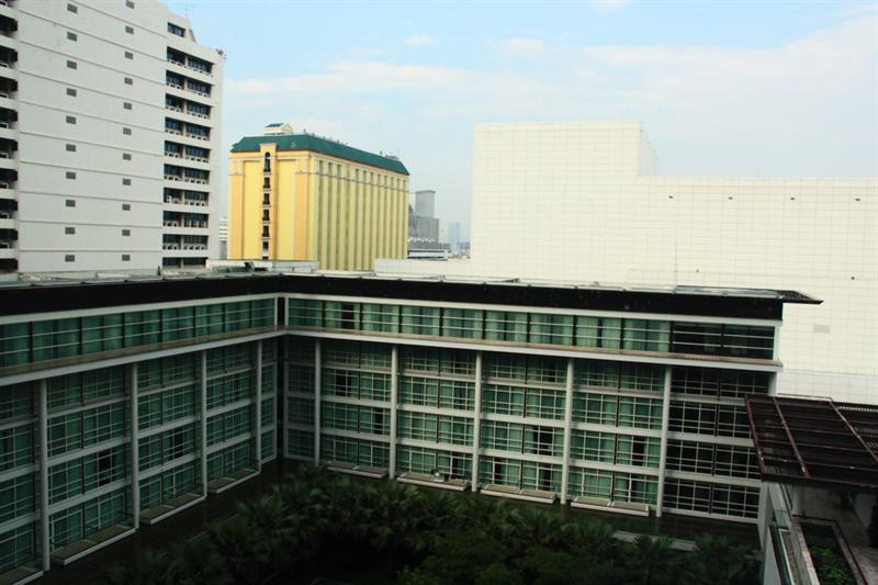 這裡是飯店區,到處是hotel