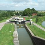 Foxton Locks & the Grand Union Canal - August 2013
