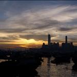 香港-維園道海旁