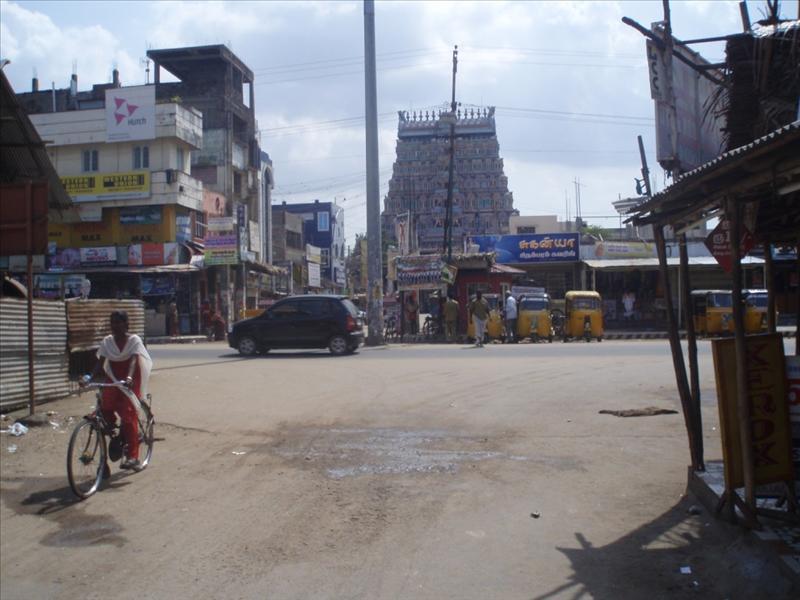 Chidambaran - South India