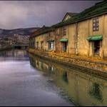 A canal in Otaru