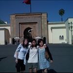 """Le Palais Royal - Rabat """"Rabat: LA capitale politique et administrative du Maroc"""" dit je ne sais combien de fois par tous les guides.."""