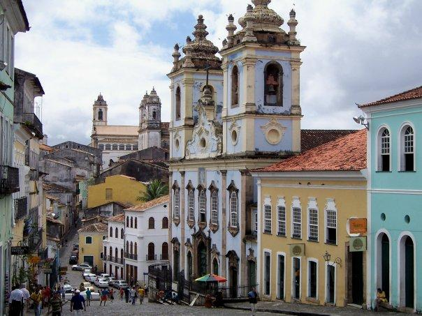 LARGO DO PELOURINHO, SALVADOR