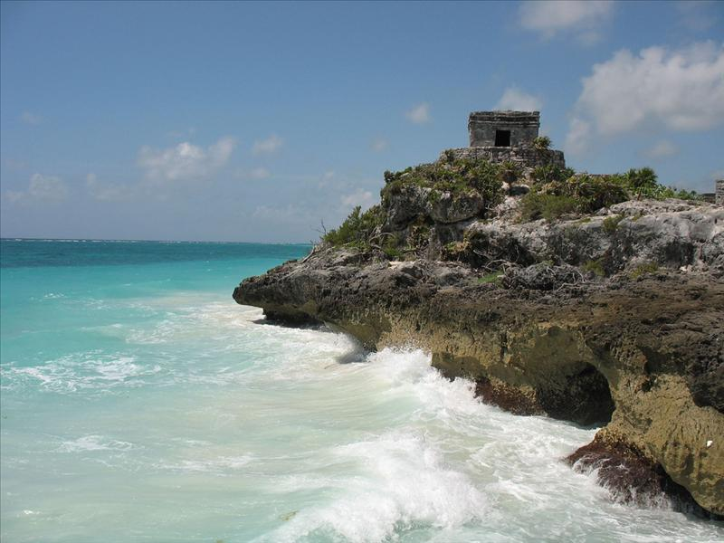 tulum sopra le onde - tulum over the waves