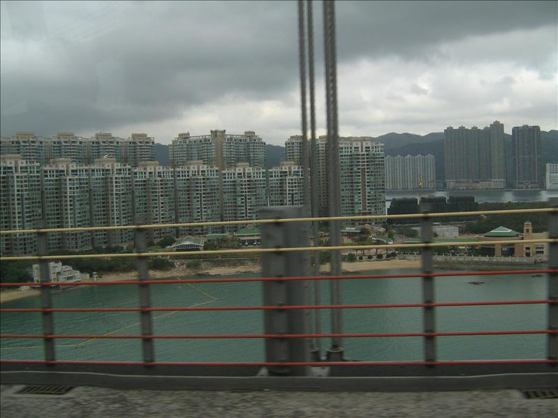 Residential Housing in Hong Kong