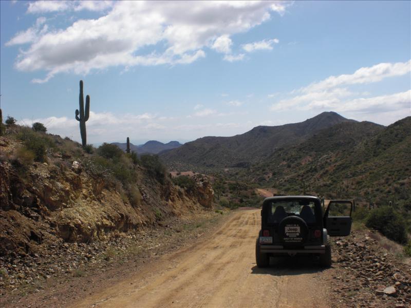 Wide open AZ