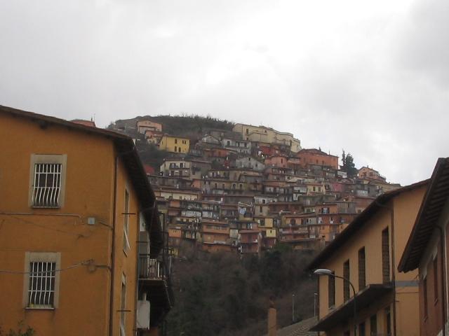 Rocca di Papa...