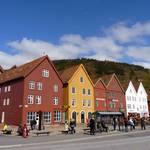 Bergen NOORWEGEN 15-18mei12