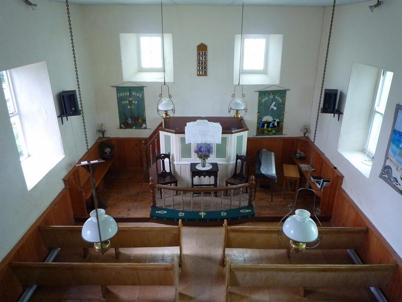 Methodist Chapel, St Martin's